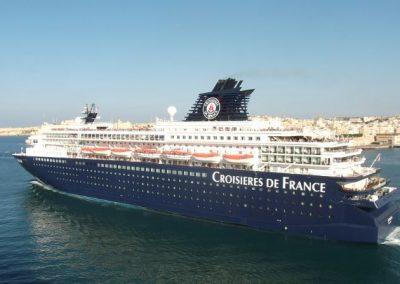 5 November 2018, 6 Nights – Getaway cruise to Portugal and Morocco