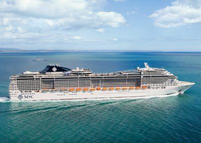 Morocco, Portugal, France, Spain and Italy – 21 October 2021 – MSC Virtuosa – 10 nights – Sailing Malaga to Malaga