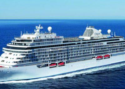 6 August 2022 – 14 nights – Rome to Athens – Seven Seas Explorer – Historic Mediterranean Shores