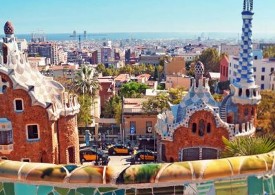29 October 2018, Barcelona to Barcelona, 10 Nights