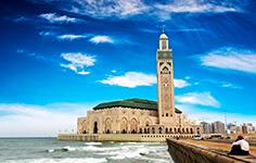11 November 2018, Malaga, Casablanca & Tangier, 4 Nights