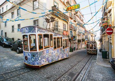 18 November 2018, Rome to Lisbon, 10 Nights