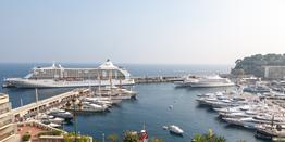 20 September 2018, Monte Carlo to Venice, 12 Nights