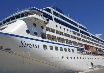 8 November 2019 – Malaga to Miami – 13 nights  on Sirena