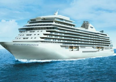06 Feb 2020 – Splendour At Sea  – 14 Nights – Regent Seven Seas Cruises