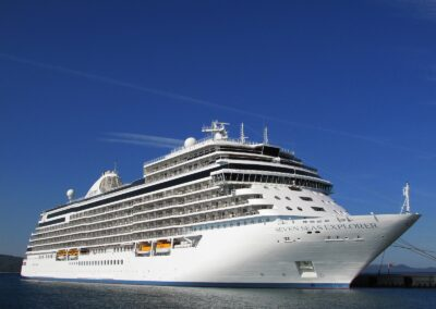 6 August 2022 – 7 nights – Rome to Venice – Seven Seas Explorer – Historic Mediterranean Shores
