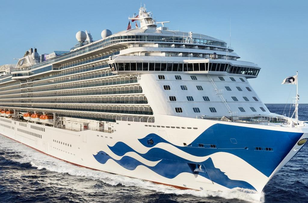 12 March 2022 – Fort Lauderdale to Barcelona – 14 days – Regal Princess – Spanish Passage
