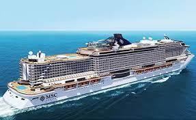 Mediterranean – 14 April 2022 – Valencia to Valencia – MSC Seaside – 7 nights