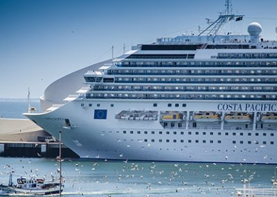Departures 27 April 2022 – Malaga to Malaga – Mediterranean with The Azores – 14 Nights – Costa Pacifica