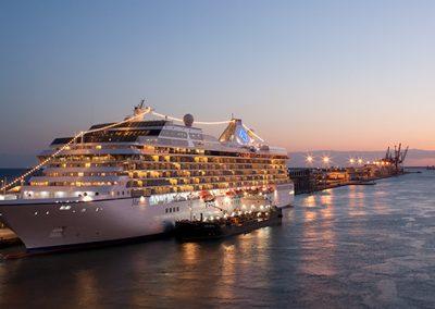26 Oct 2021- Barcelona to Venice – 14 days – European Collage – Oceania Marina